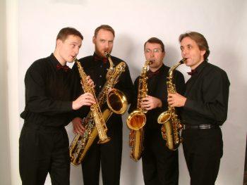 KPH - České saxofonové kvarteto - Náhradní termín