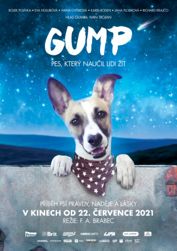 Kinoklub - GUMP - PES, KTERÝ NAUČIL LIDI ŽÍT