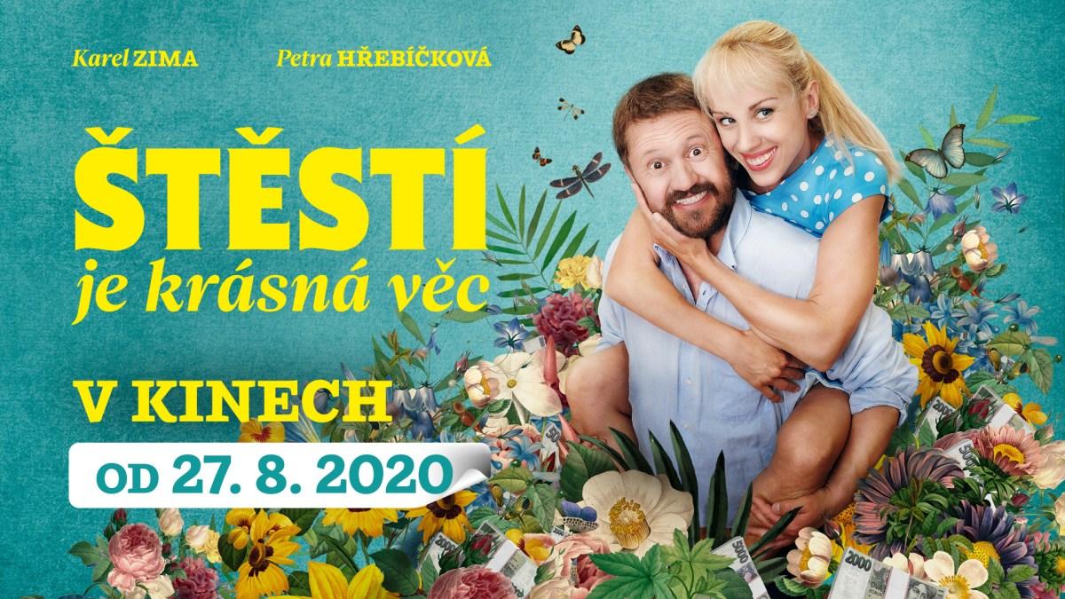 ZRUŠENO - Kinoklub - ŠTĚSTÍ JE KRÁSNÁ VĚC