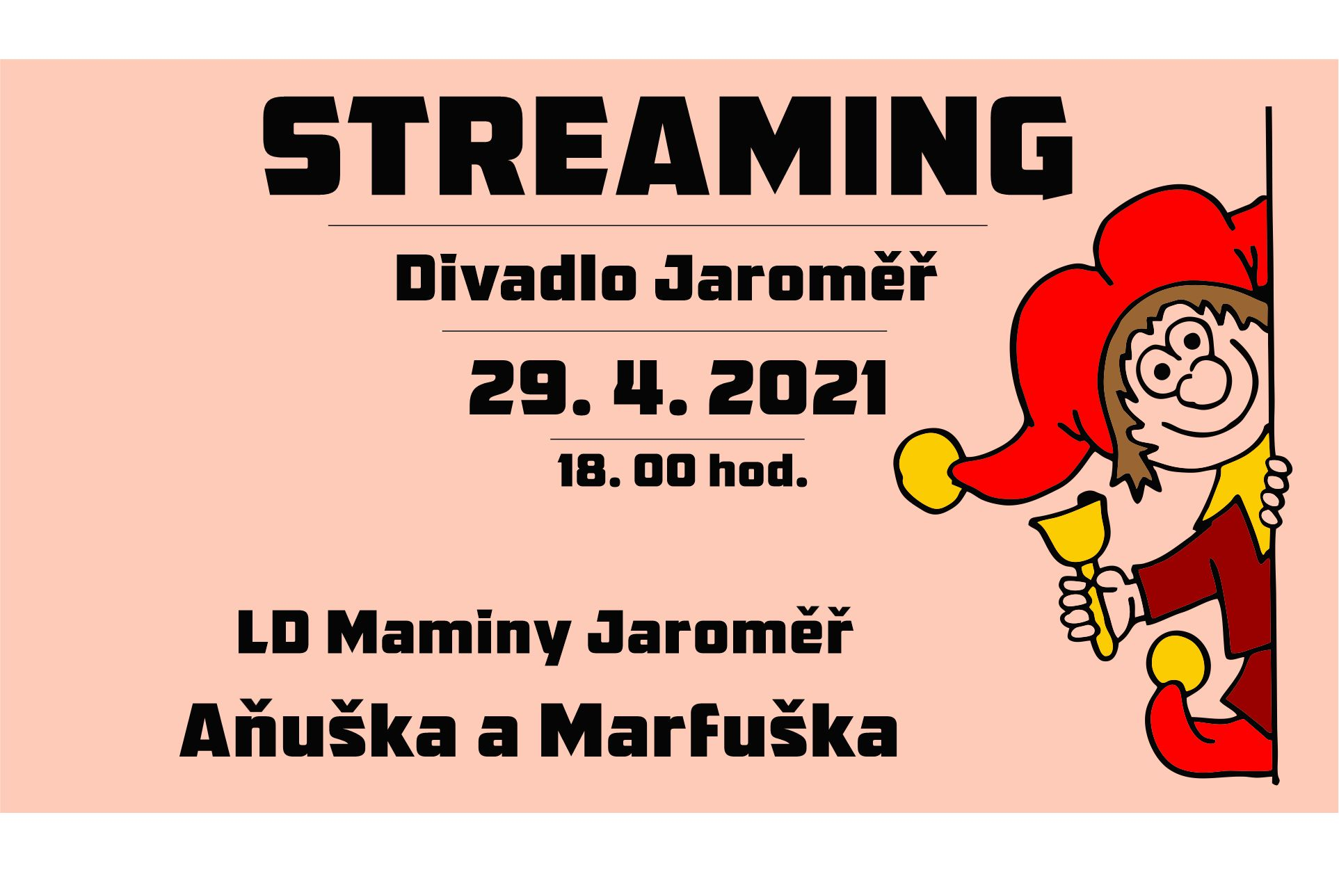 STREAMING - LD MAMINY - Aňuška a Marfuška