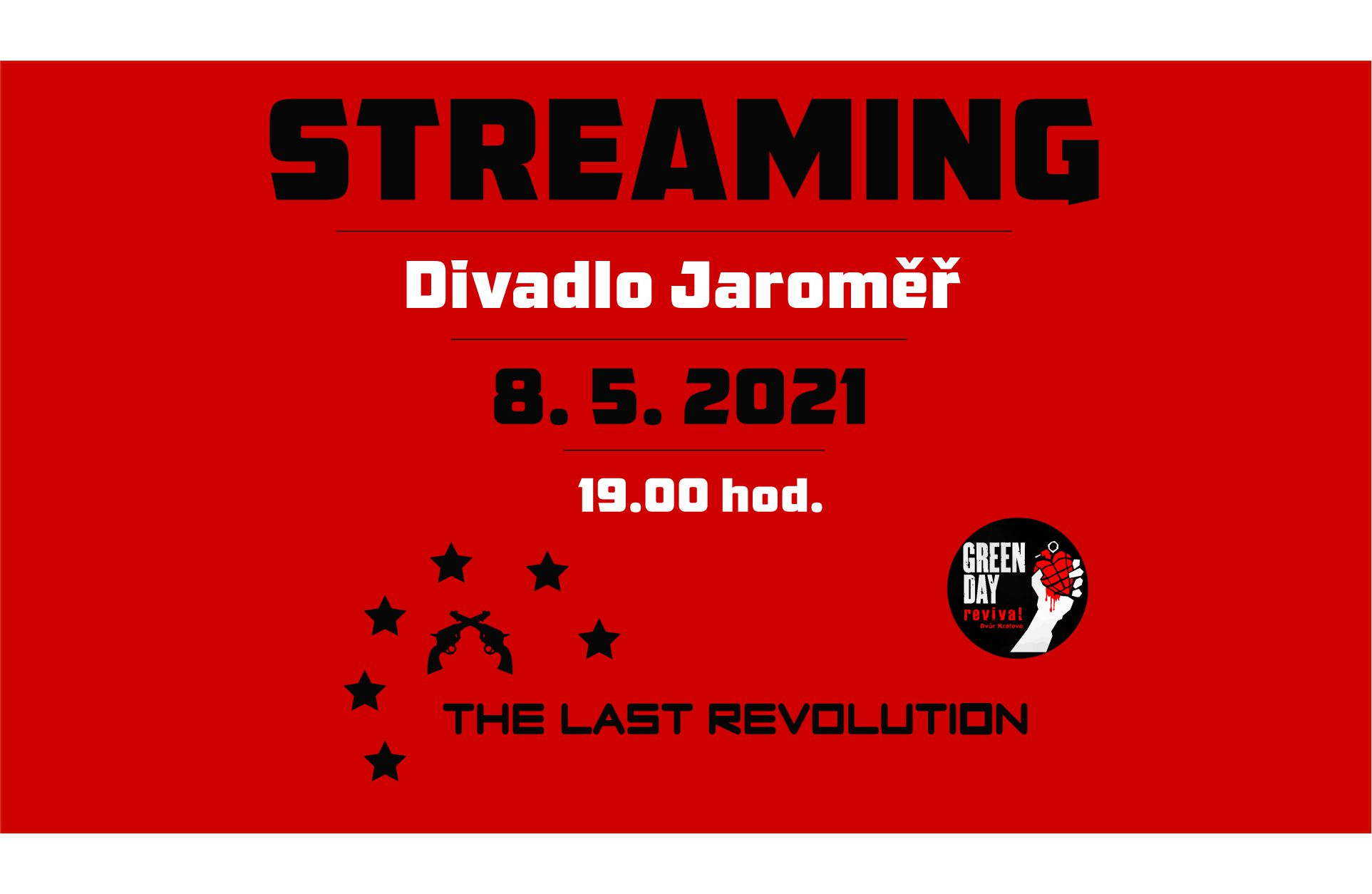 STREAMING - The Last Revolution