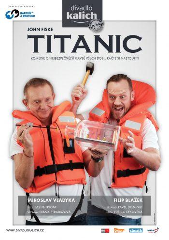 TITANIC - Nový termín